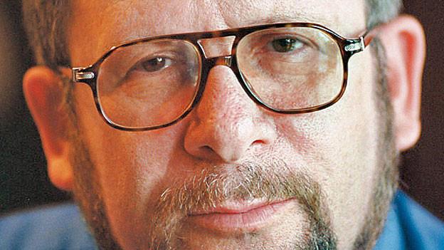Jacques Ungar. Portraitbild.