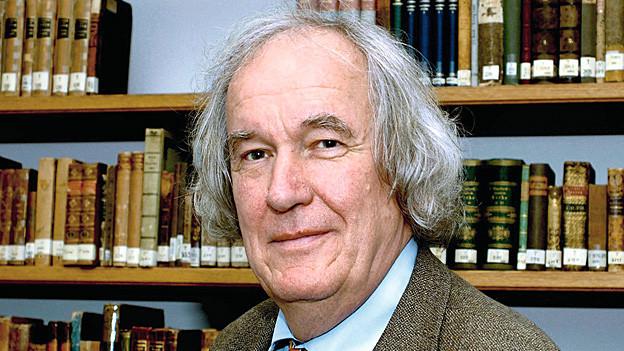 Dieter Borchmeyer, Portraitbild.