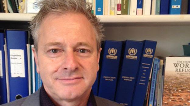 Beat Schuler, UNHCR