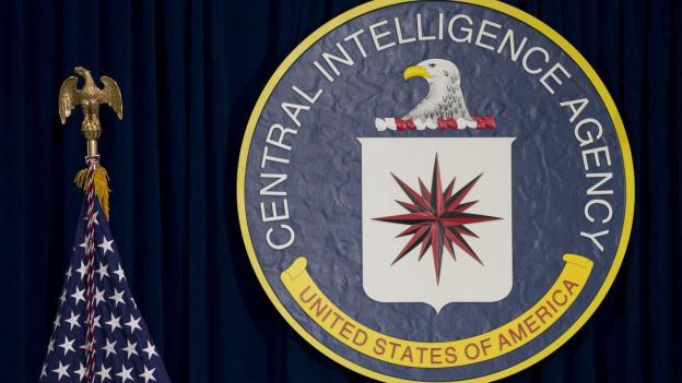 Das Emblem der CIA.