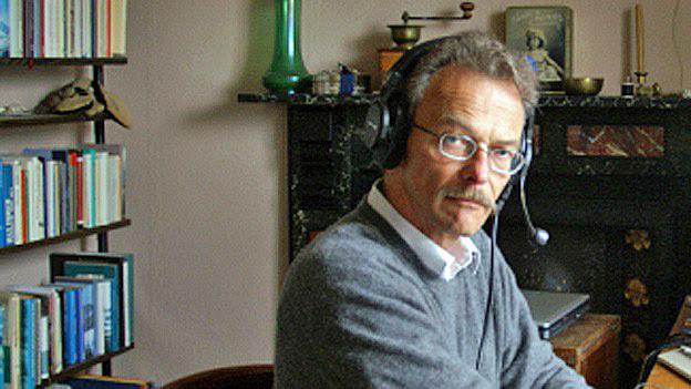 Martin Alioth. Portraitbild.