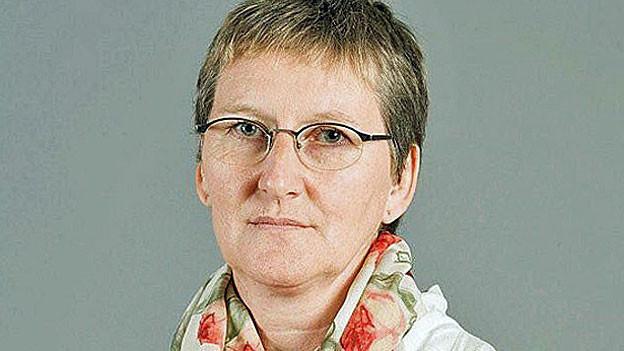 Die SRF-Ausland-Korrespondentin Iren Meier.