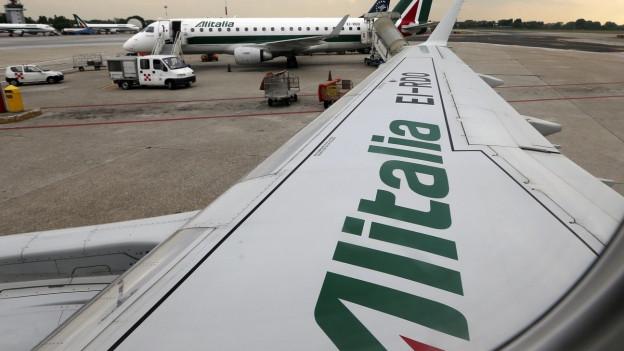Die Mitarbeiter haben den Rettungsplan für die Alitalia abgelehnt.