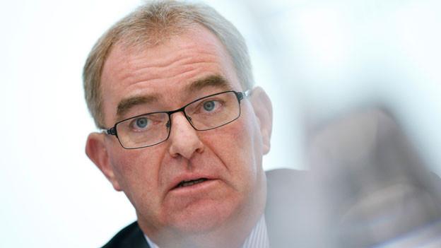 Christoph Mäder, Mitglied der Geschäftsleitung von Syngenta.