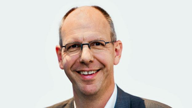 Charles Liebherr, SRF-Frankreich-Korrespondent.