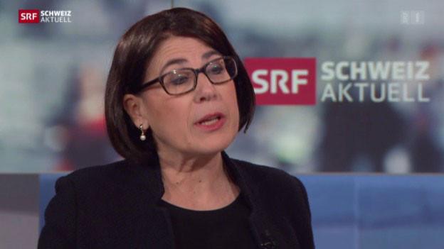 Maria Roselli, Mafia-Expertin.