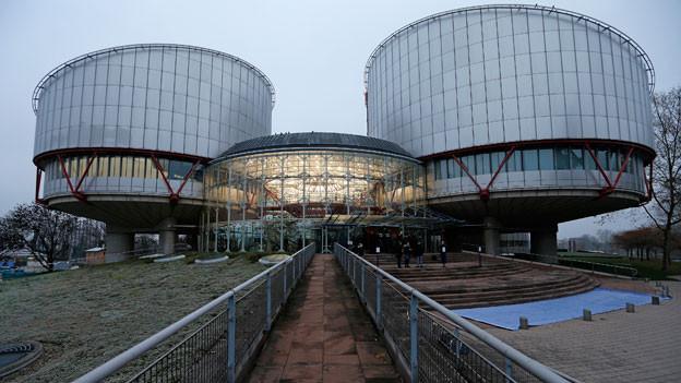 Der Gerichtshof in Strassburg verurteilt die Schweiz wegen Verletzung der Menschenrechte.