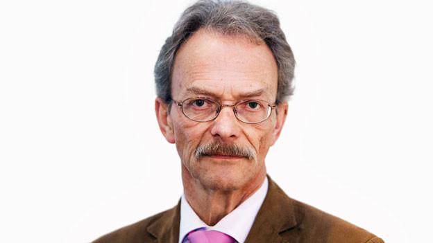 Martin Alioth, SRF-UK-Korrespondent