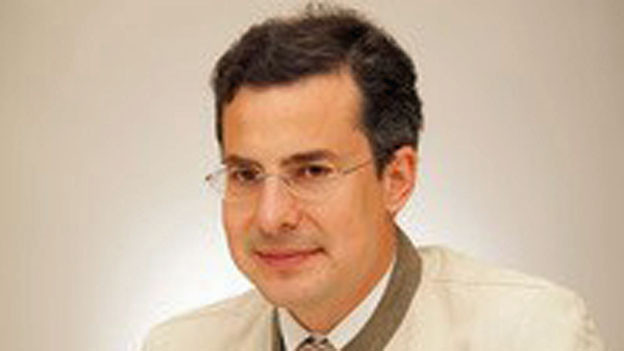 Mark Farha, Politologie-Professor.