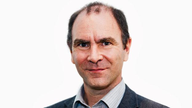 Der SRF Nahostkorrespondent Philipp Scholkmann.