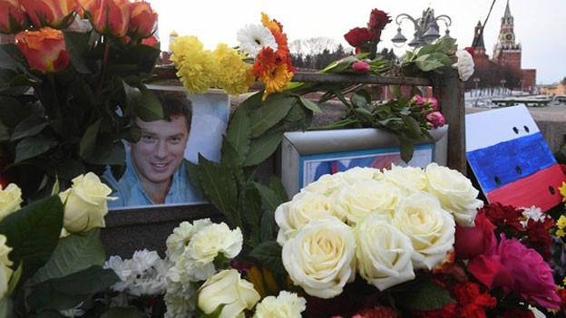 Boris Nemzow wurde in Moskau auf offener Strasse ermordet.