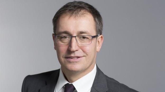 SVP-Nationalrat Roland Rino Büchel ist Präsident der aussenpolitischen Kommission.