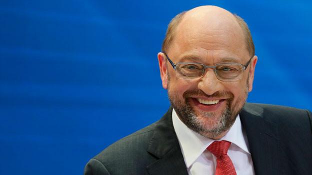 SPD-Chef Martin Schulz griff Kanzlerin Angela Merkel sehr persönlich an.