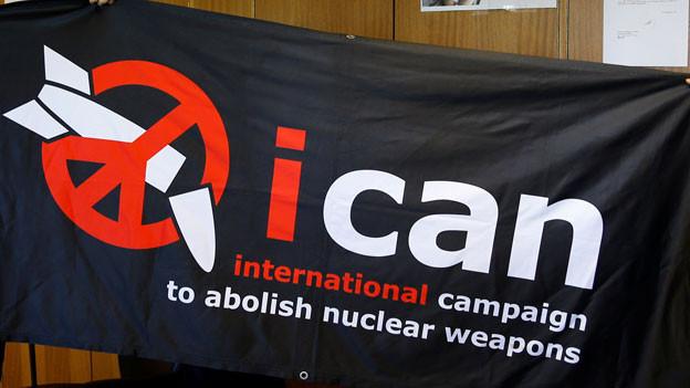 Ican, Friedensnobelpreisgewinner 2017.