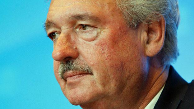 Jean Asselborn, Aussenminister von Luxemburg.