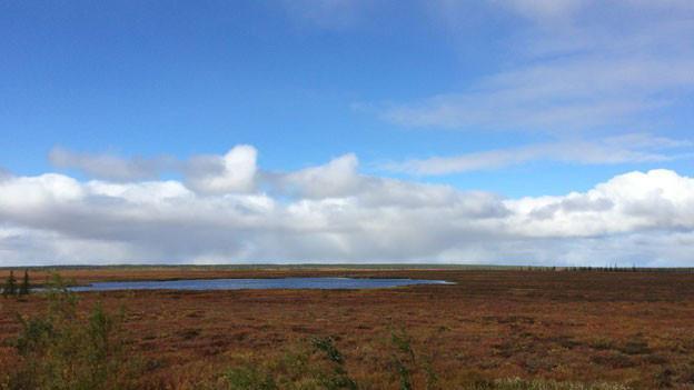 Die Tundra brennt – der Boden taut: die Klimaerwärmung bringt das Eis in Sibirien zum Schmelzen, mit fatalen Folgen für das Leben der Sibirjaken.