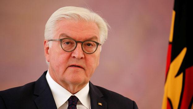 Frank-Walter Steinmeier, deutscher Bundespräsident.