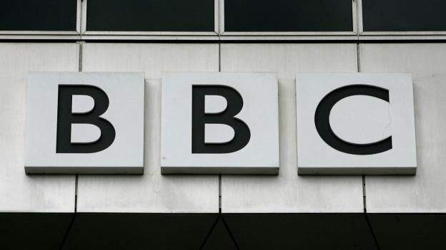 Die BBC - Ein Vorbild für viele - darunter auch die SRG in der Schweiz.
