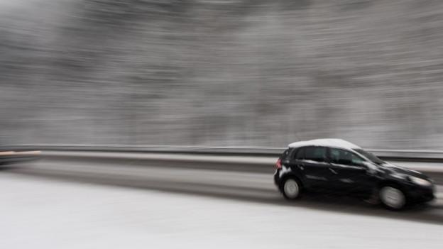 Der Verkehr gehört in der Schweiz zu den grössten Verursachern von Lärm.