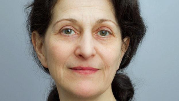 Sabine Riedel, Professorin für Politikwissenschaft.