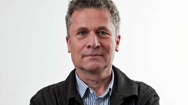 Johannes Dieterich, Journalist in Südafrika.