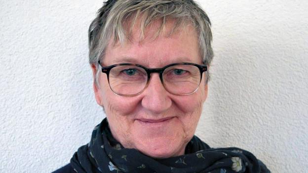 Das Bild zeigt Iren Meier, langjährige Auslandredaktorin