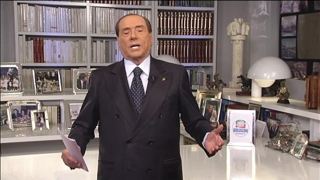 Ist Silvio Berlusconi schon bald wieder italienischer Ministerpräsident?