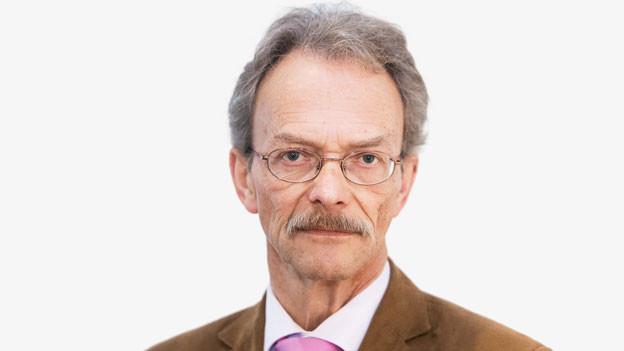 Martin Alioth, SRF-Grossbritannien-Korrespondent.