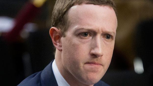 Facebook-Gründer Mark Zuckerberg.