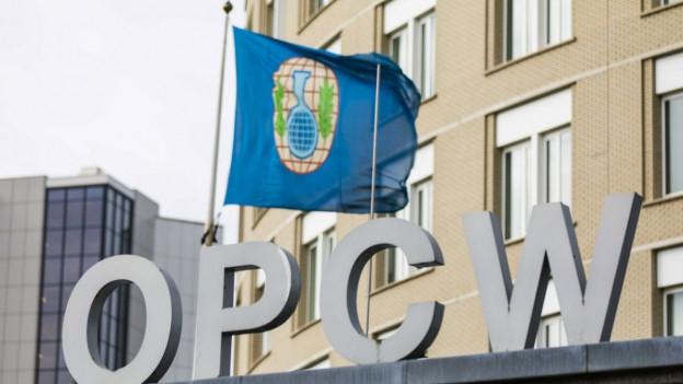 Die OPCW bestätigt: Skripal wurde mit dem sowjetischen Nerven-Gift Nowitschok vergiftet