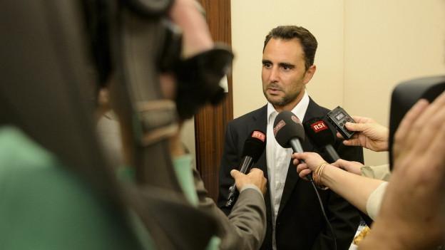 Hervé Falciani (Bild) soll an die Schweiz ausgeliefert werden.