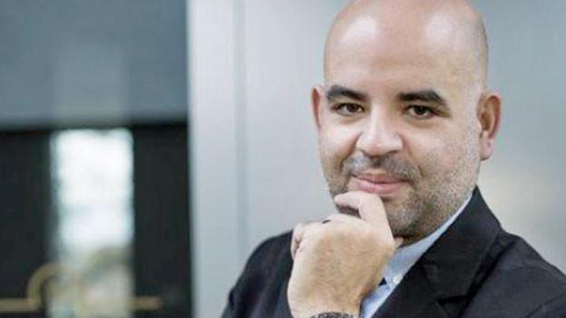 Daniel Ordás, Anwalt und Schweiz-Spanischer Doppelbürger.