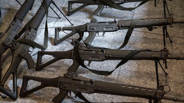 Einen Angriff auf jahrhundertealte Rechte mit den verschärften EU-Waffenrichtlinien?