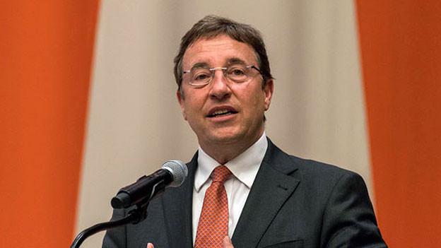 Achim Steiner, dritthöchster UNO-Repräsentant.