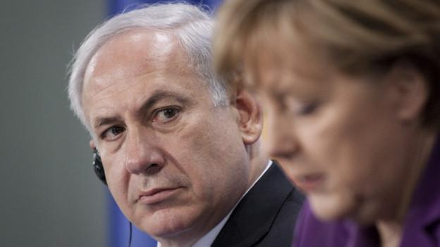 Einigkeit darf bei Netanjahus Besuch in Europa kaum erwartet werden.