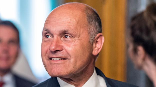 Wolfgang Sobotka, österreichischer Nationalratspräsident.