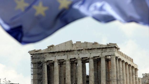 Noch ein letztes Mal Geld aus der EU: Griechenland soll auf eigenen Beinen stehen.