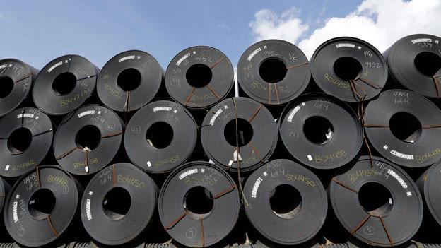 Ein Umsatz von 80 Millionen Franken ist von den US-Importzöllen betroffen.