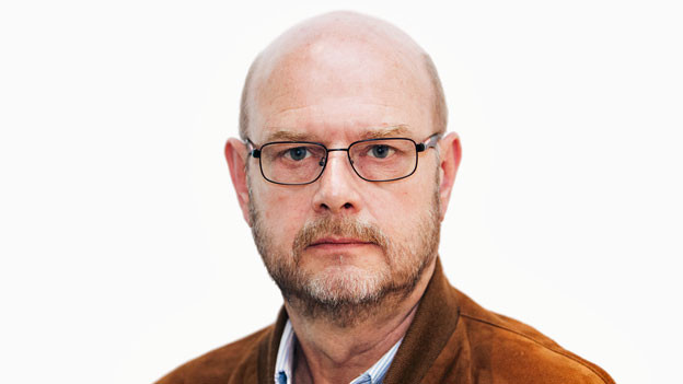 SRF-Südamerika-Korrespondent Ulrich Achermann.