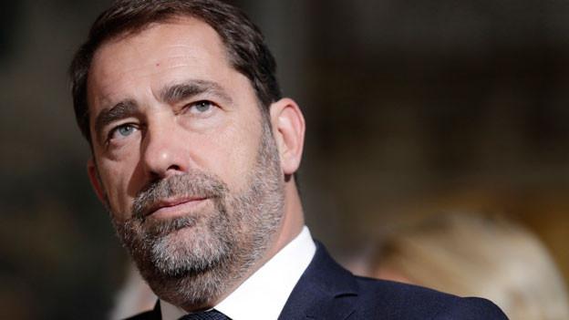 Christophe Castaner, neuer Innenminister Frankreichs.