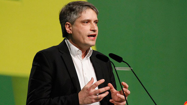 EU-Parlamentarier Sven Giegold.