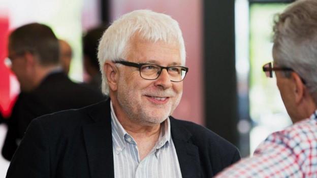 Peter Gysling, ehemaliger Russland-Korrespondent SRF und Buchautor.