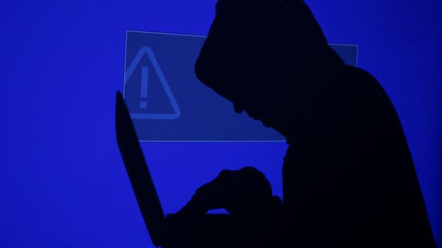 Hacker-Angriff auf Politiker. Symbolbild.