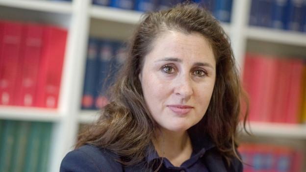 Die Frankfurter Anwältin Seda Basay-Yildiz.