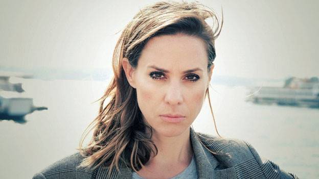 Natalie Amiri, deutsch-iranische Radio- und Fernsehjournalistin.