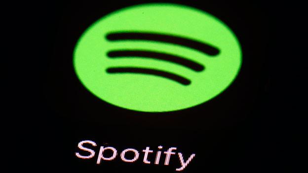 Das Logo von Spotify.