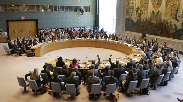 Der UNO-Sicherheitsrat berät über eine Resolution gegen sexuelle Gewalt.