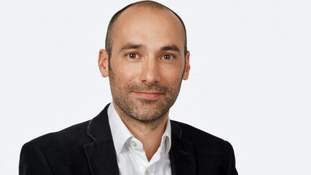 Oliver Washington EU-Korrespondent in Brüssel zur Europawahl.