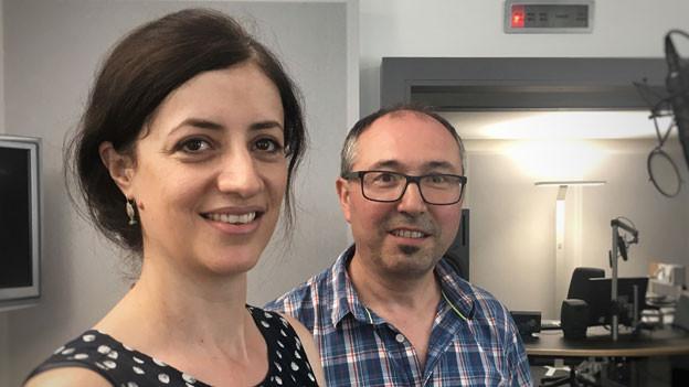 Die 37-jährige Ylfete Fanaj sitzt seit 2011 für die SP im Luzerner Kantonsrat. Der 48-jährige Hamit Zeqiri ist diplomierter Sozialarbeiter und Mediator und leitet die Fachstelle Fabia in Luzern.
