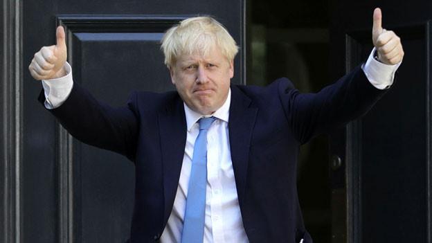Boris Johnson, neuer britischer Premierminister.